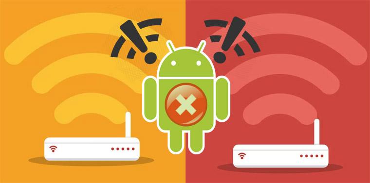 WiFi hp Android tidak Bisa Terhubung/Connect, Ini 5 Cara Mengatasinya!