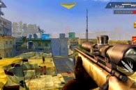 Modern Combat 2 Black Pegasus apk sniping you
