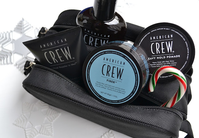 American Crew Travel Pack Review and Giveaway