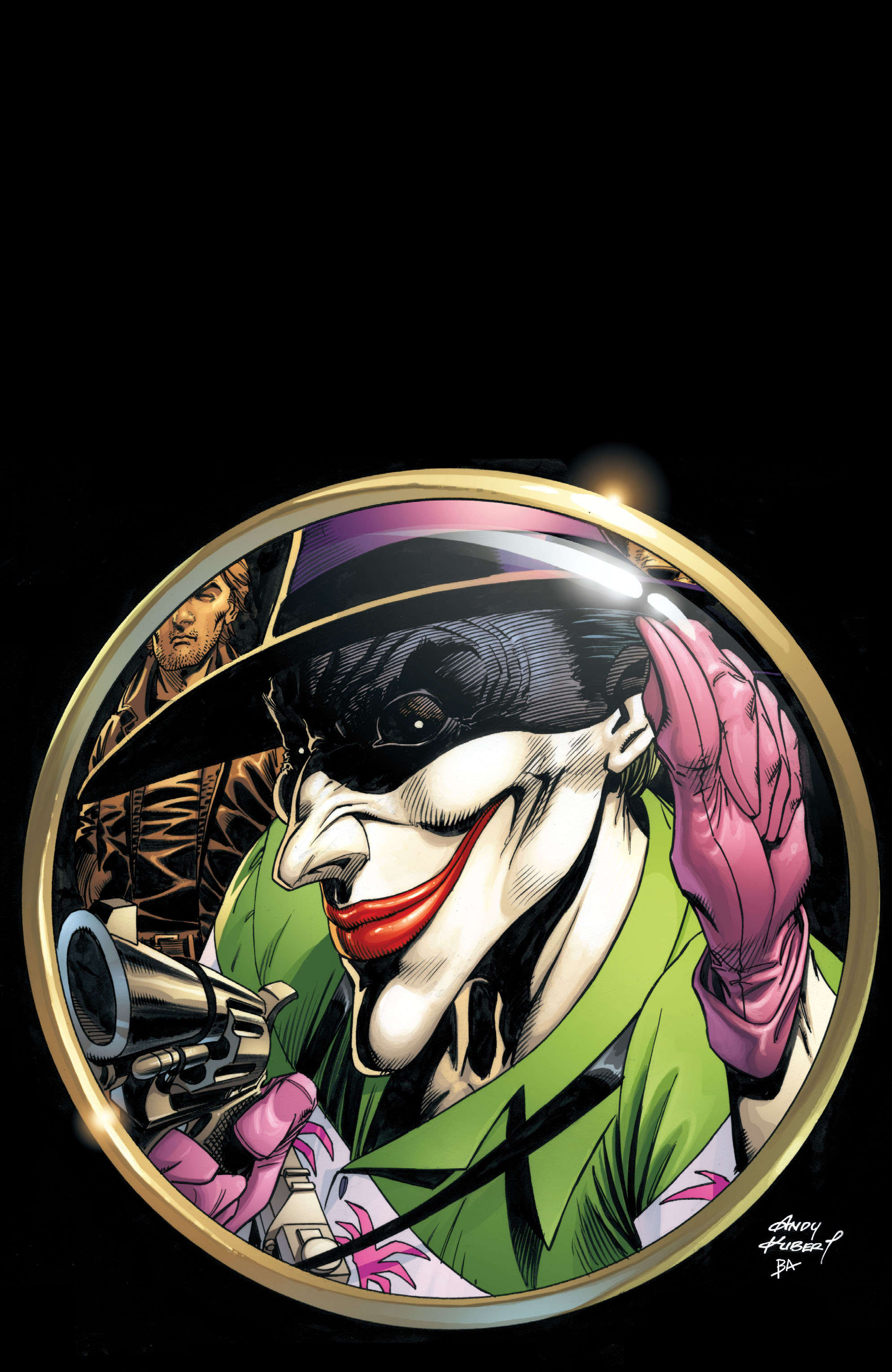Read online Batman (2011) comic -  Issue # _TPB 7 - 153