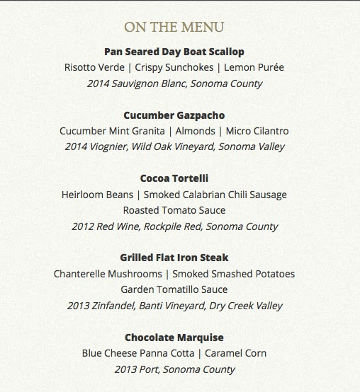 The Gray Report Sonoma County Tasting Room Named Americas Best