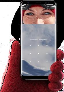 System Scurity Samsung Galaxy S8 dan S8 plus