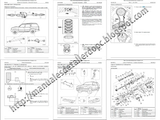 manual de taller ford explorer