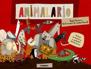 cuentos infantiles libros juego fomentar lectura a partir de jugar animalario angels navarro
