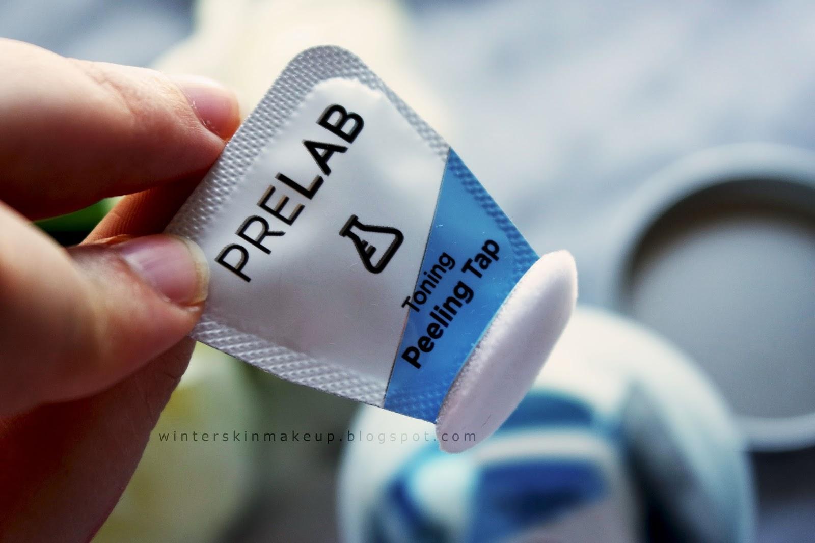 Prelab Toning Peeling Tap