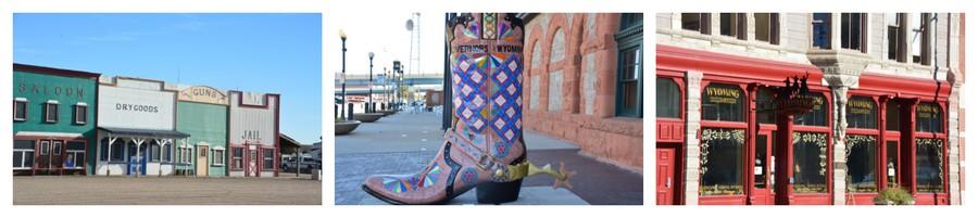 En mode cowboy à Cheyenne