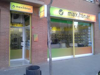Maxitóner Zaragoza