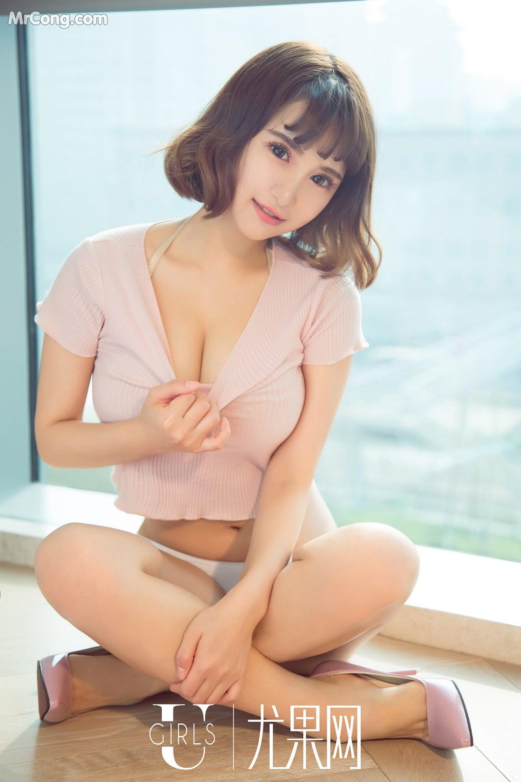 Image UGIRLS-U361-Li-Yan-MrCong.com-007 in post UGIRLS U361: Người mẫu Li Yan (李焱) (65 ảnh)