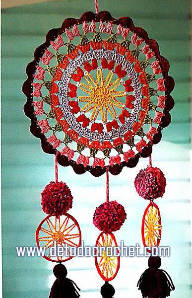 mandala-crochet