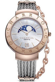 Charriol St Tropez 35 Mm Moonphase ST35CP.560.003