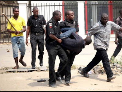 Man Sets Neighbour's Car Ablaze After The Wife Refused To Sleep With Him In Lagos
