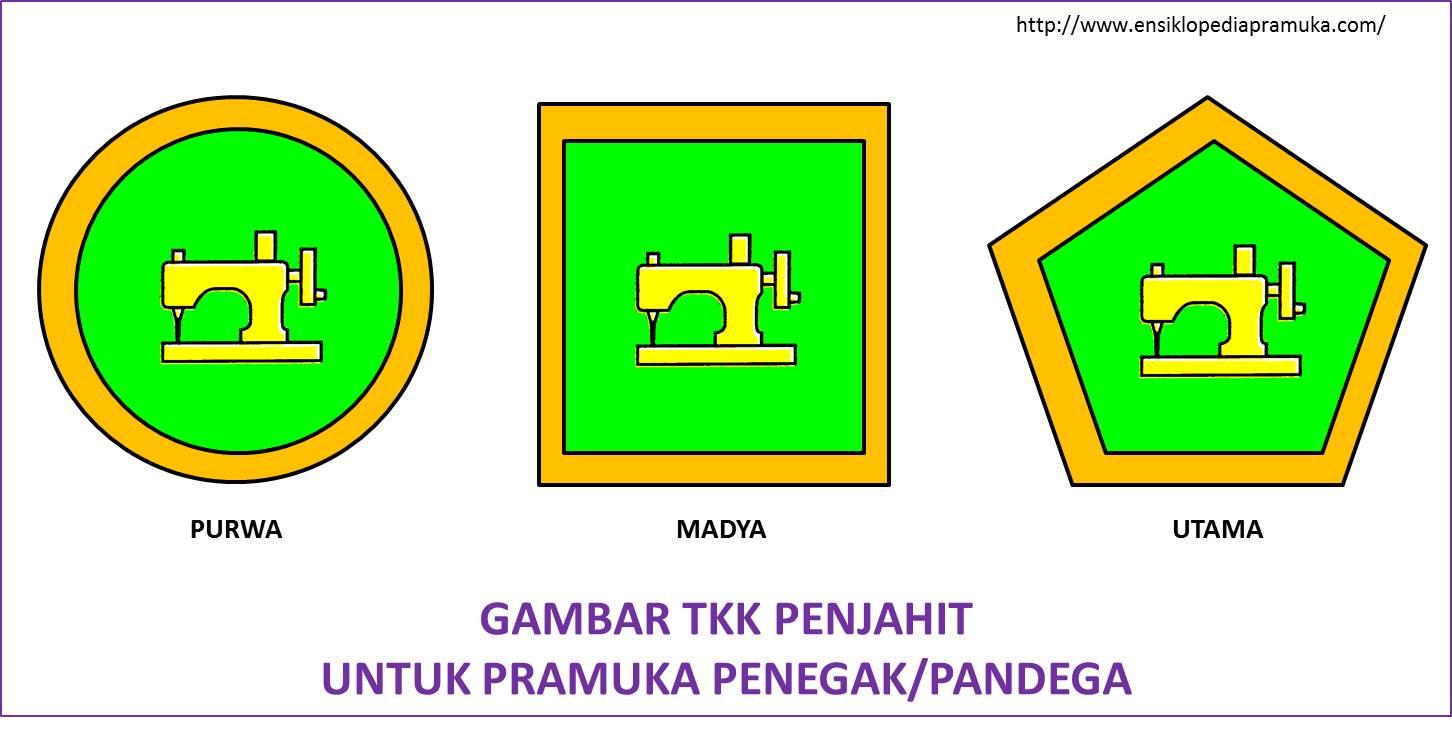 Lambang Lambang Tkk Pramuka