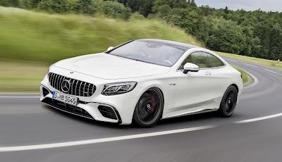 Πλήρης ανανέωση για τις Mercedes S-Class Coupe και Cabrio με μοτέρ έως και 630 ίππων! (+video)