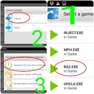 طريقة تشغيل اكثر من 250 لعبة كمبيوتر على هاتف الاندرويد بدون بث بأستخدام تطبيق ExaGear Strategies و تطبيق ExaGear RPG شرح مفصل