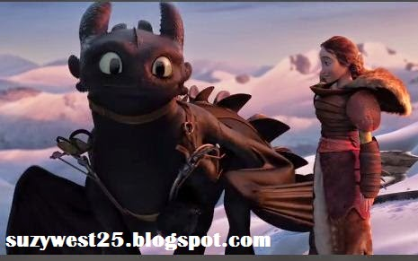 Review Film How To Train Your Dragon 2