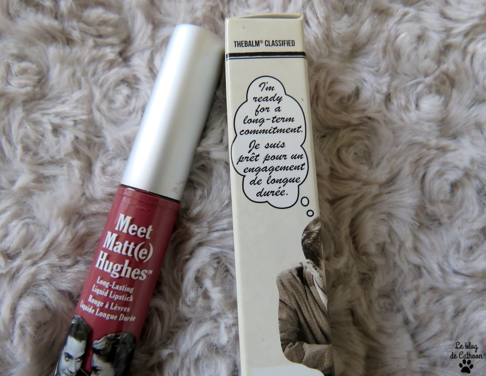 Charming - Meet Matt(e) Hughes - The Balm