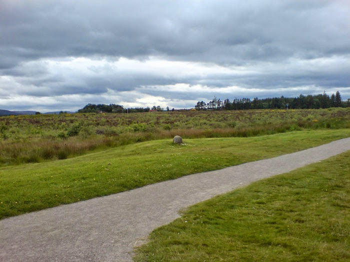 Culloden Battlefield Grounds, Inverness, Scotland