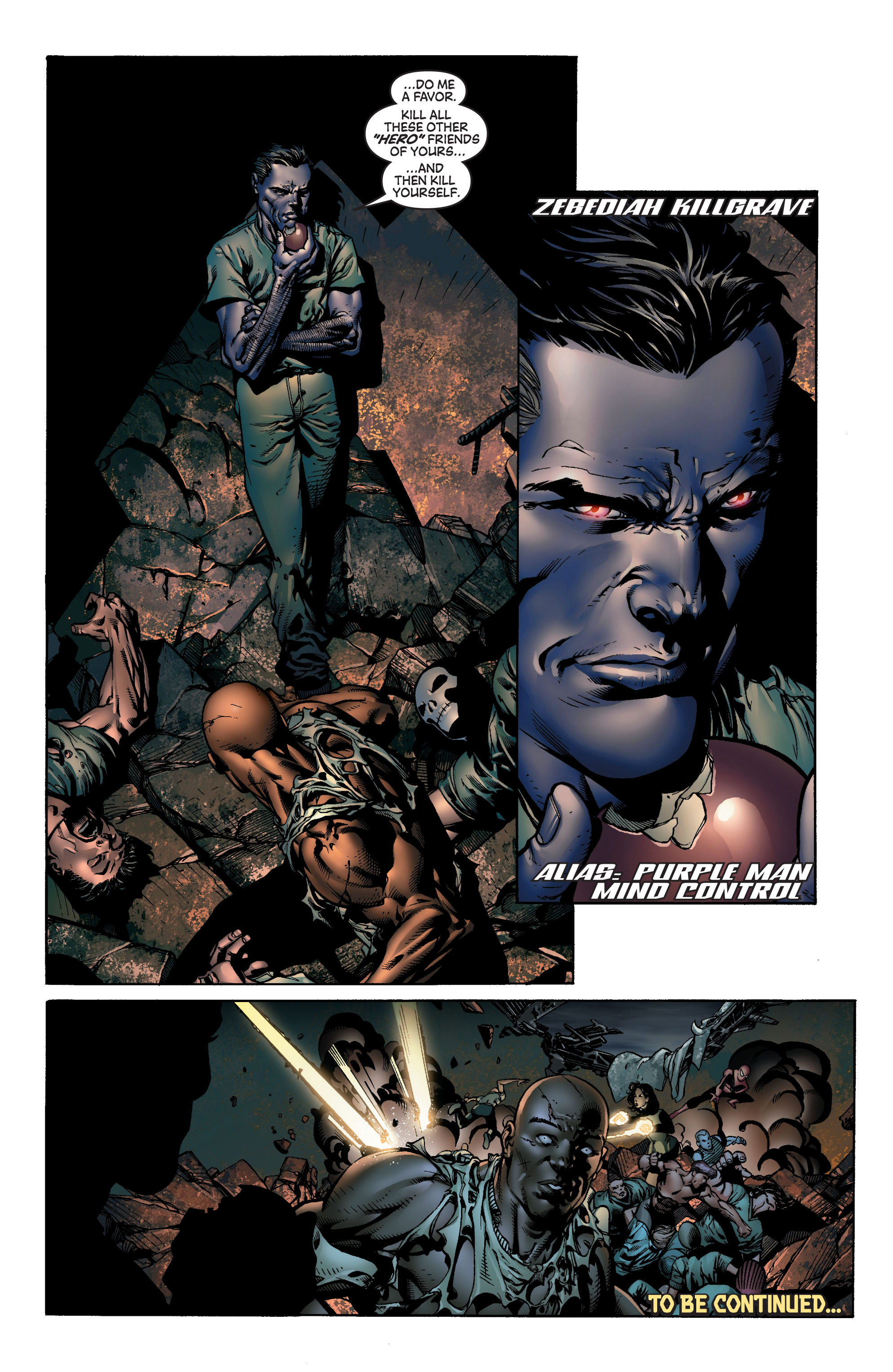 New Avengers (2005) issue 2 - Page 22