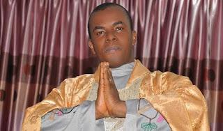 Politics: God has not revealed anything about Atiku – Fr. Mbaka