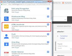 Cara Memasang Widget Postingan Terbaru Pada Blog