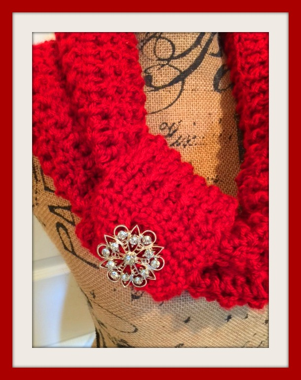 Connies Spot Crocheting Crafting Creating Free Cowl Scarf