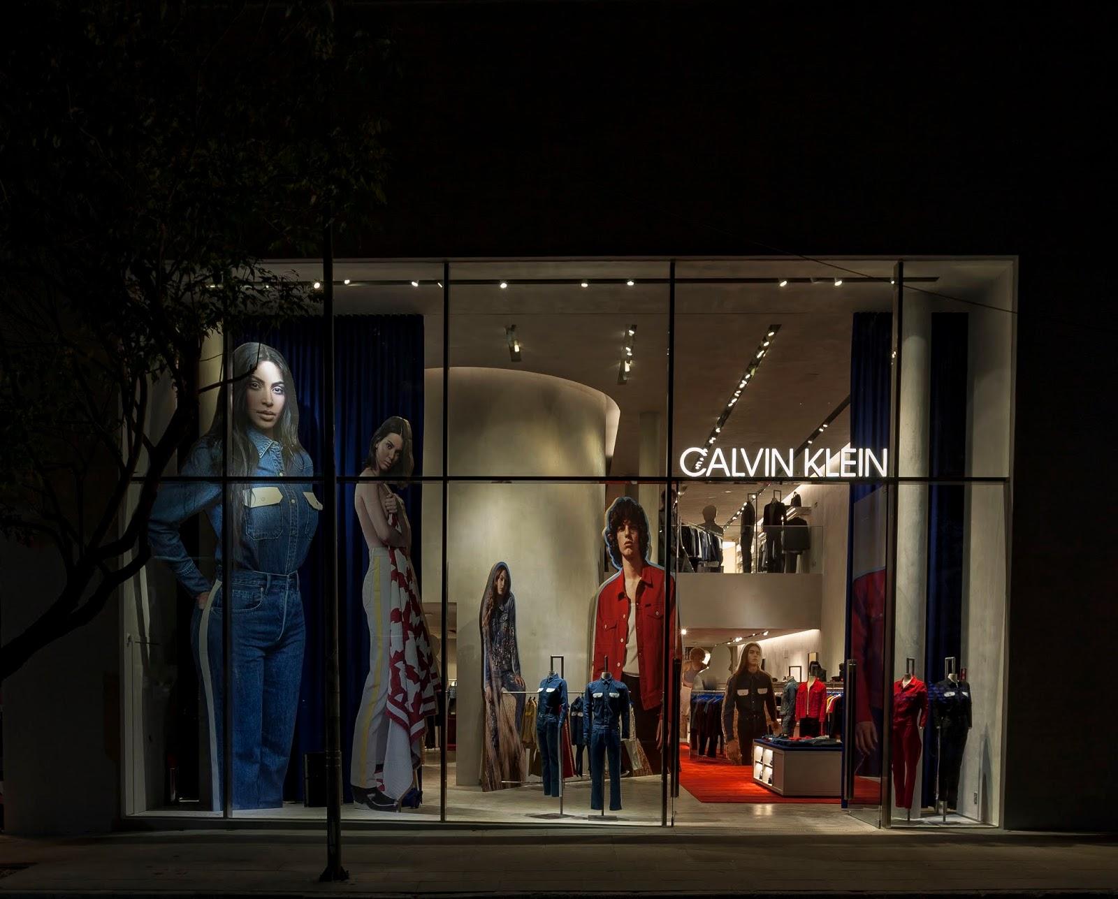 Calvin Klein inaugura sua primeira flagship store em São Paulo - Lah ... a9308a8ccb