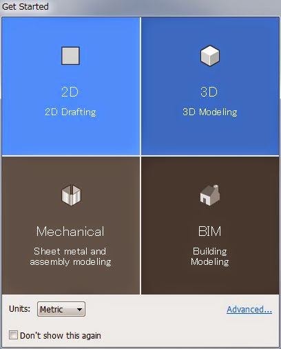 Bricscad V15 Start