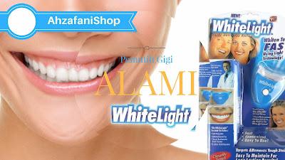 Whitelight adalah Produk pemutih gigi yang Disarankan oleh dokter gigi diseluruh dunia