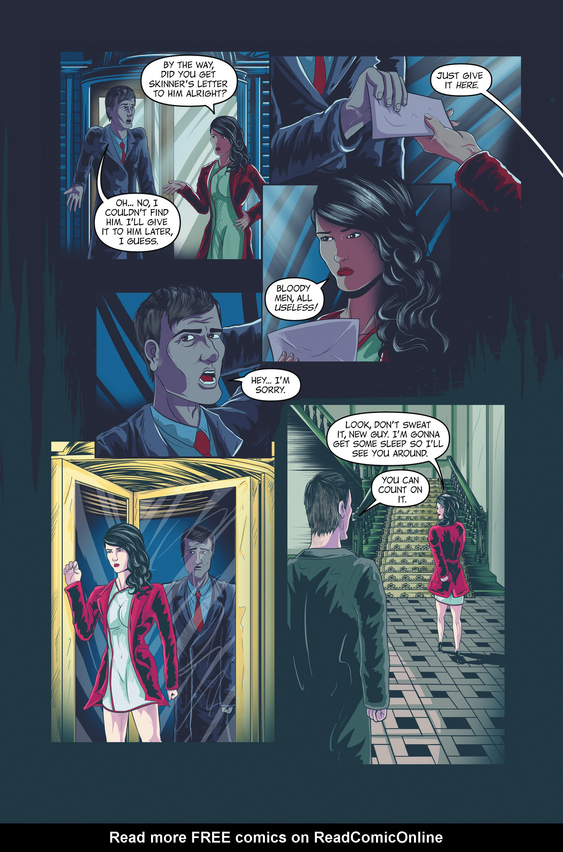 Read online Redemption Heights comic -  Issue # Full - 51