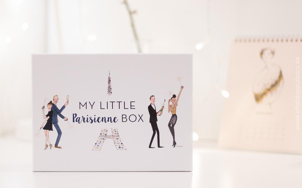 My Little Box Deutschland Parisienne Dezember 2015