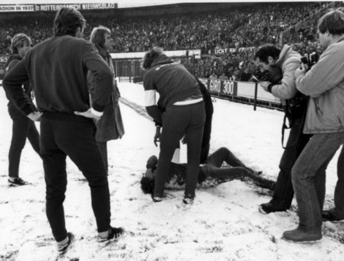7 december 1980 wim jansen geraakt