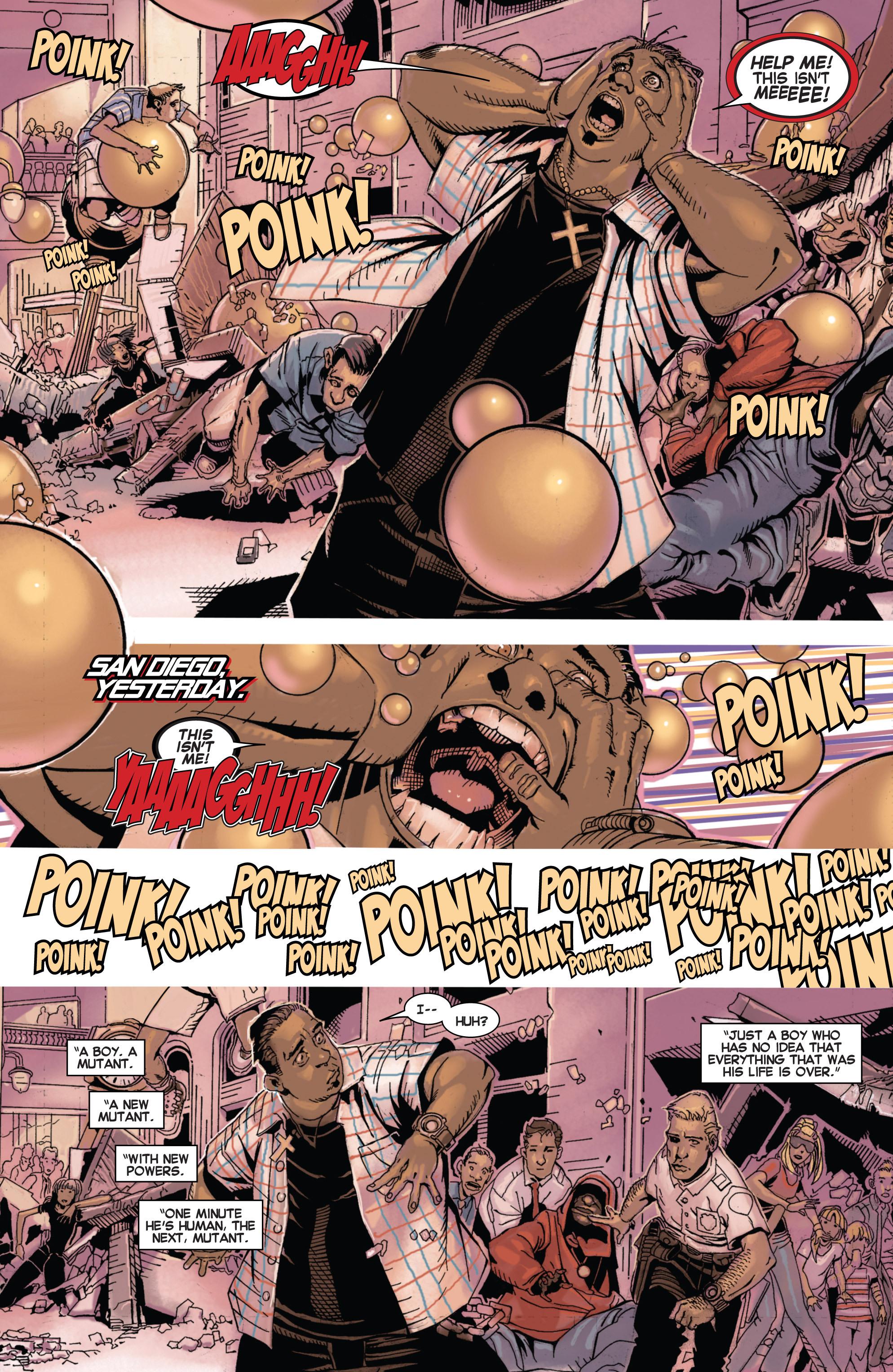 Read online Uncanny X-Men (2013) comic -  Issue # _TPB 1 - Revolution - 11