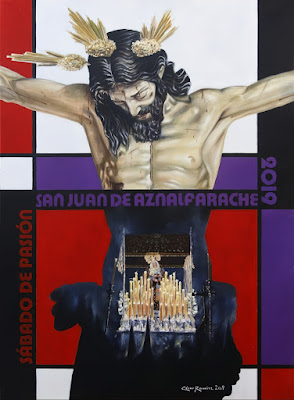 San Juan de Aznalfarache - Hermandad de San Juan Bautista - Semana Santa 2019 - César Ramírez