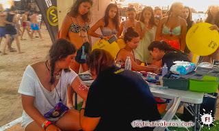 Arenal Sound, 2016, Festival, Música, público, festivaleros