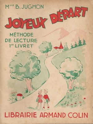 Joyeux Départ, méthode Jughon (collection musée)