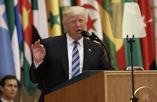 Trump's Speech Warns Terrorists Their Days Are Numbered