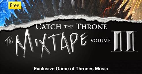 Catch the Throne Mixtape Vol  II - Free via iTunes - iPad Guild