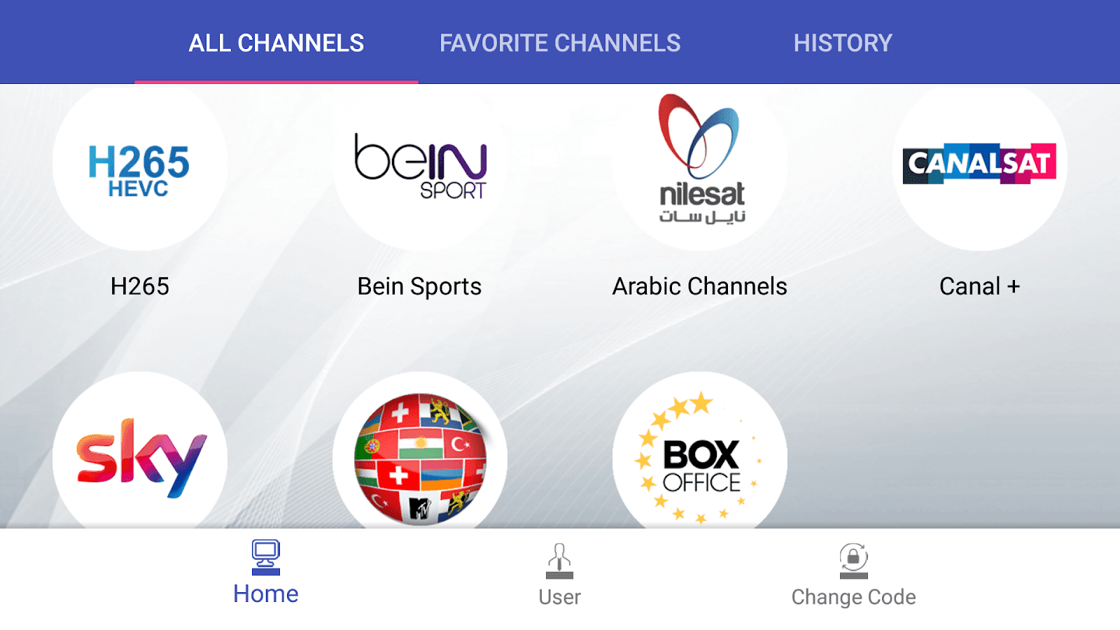 تحميل تطبيق VolkaPro 2 للأندرويد لمشاهدة قنواة Bein sports