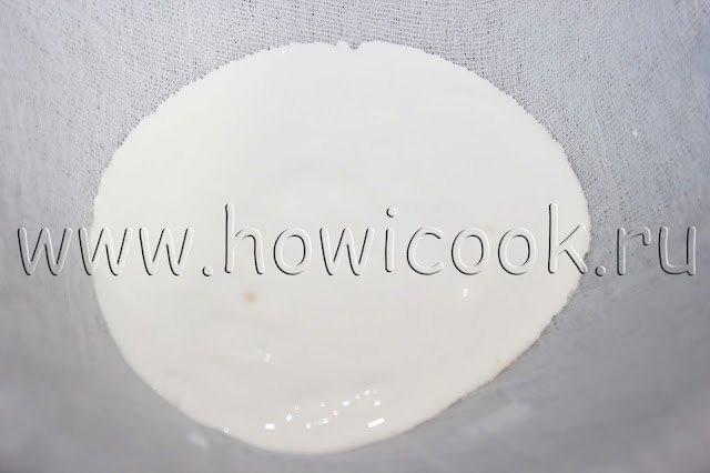 рецепт сыра филадельфия с пошаговыми фото
