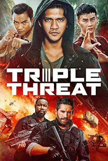 DOWNLOAD FILM TRIPLE THREAT (2019) SUBTITLE INDONESIA FULL MOVIE