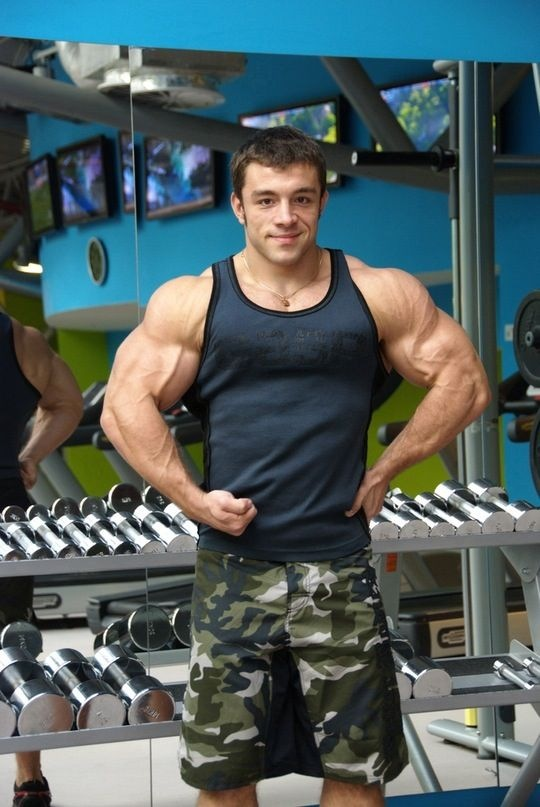 Worldwide Bodybuilders: A new muscle beast from Russia - Ivan Kochetkov