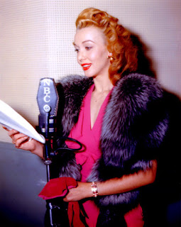 Carole Landis Radio Show