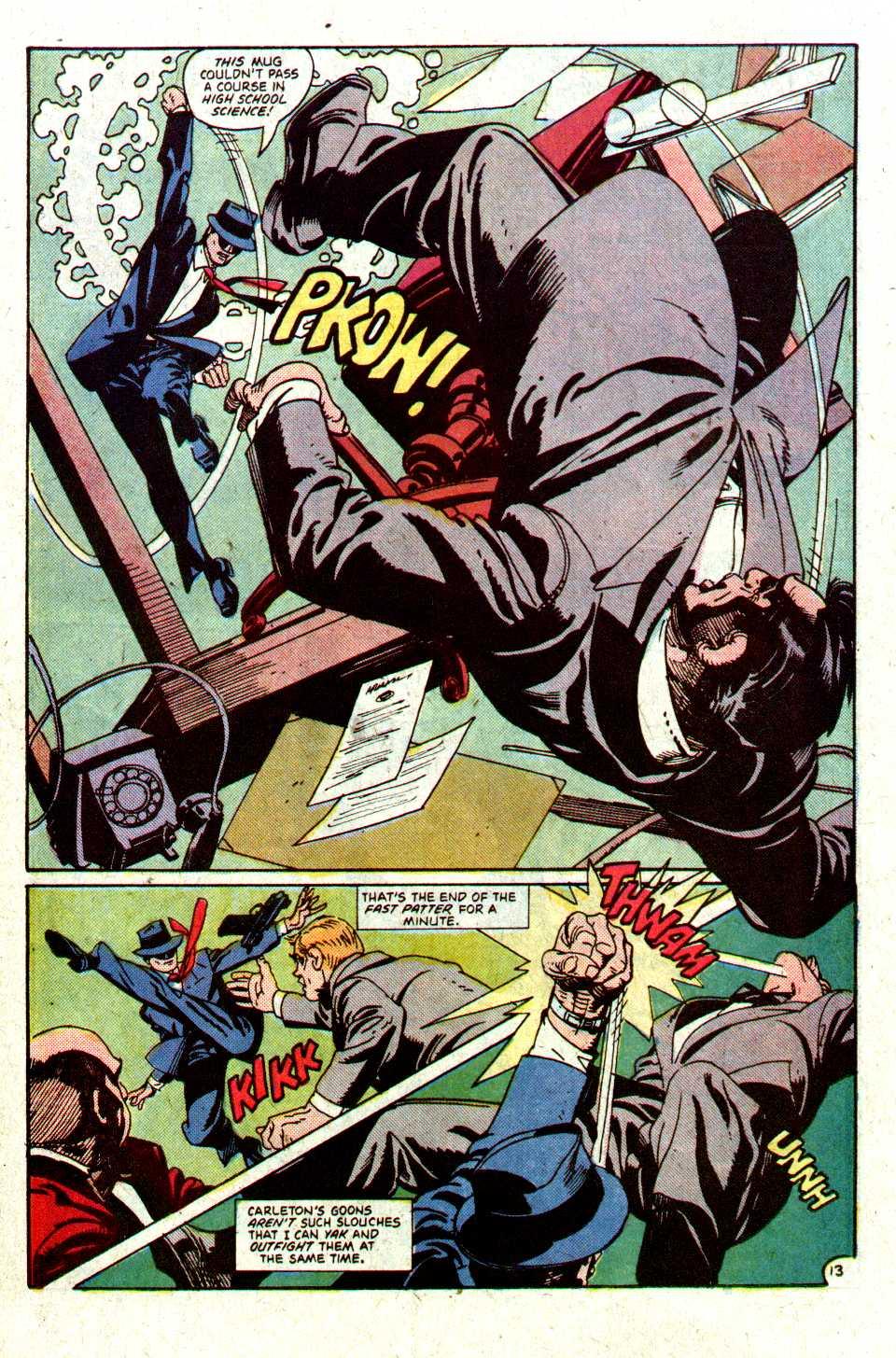 Read online Secret Origins (1986) comic -  Issue #28 - 35