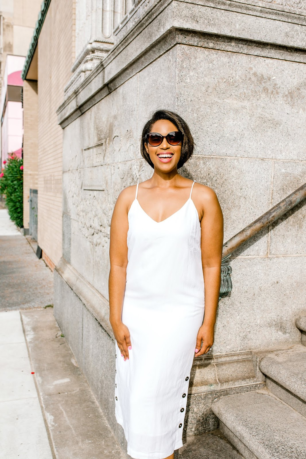 dd85028223d1 Usually it is all about the LBD being the staple in your closet, but for the  summer you need a LWD or little white dress. Just like the LBD it needs to  ...