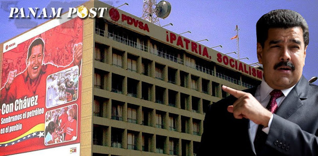 Desaparece Pdvsa: Acreedores se disputan sus restos