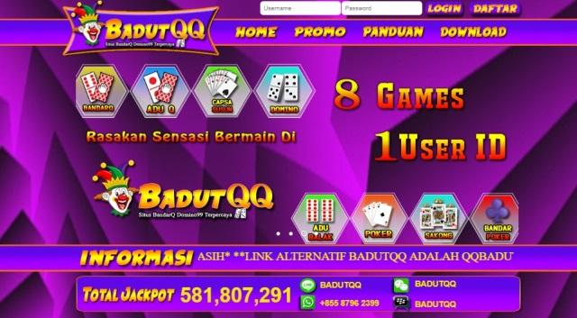 BadutQQ Situs Agen BandarQ Online Terpercaya 2018
