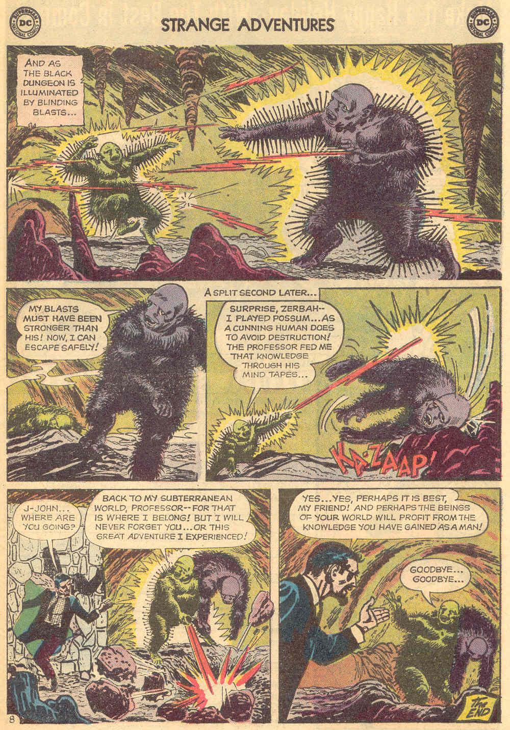 Strange Adventures (1950) issue 173 - Page 33