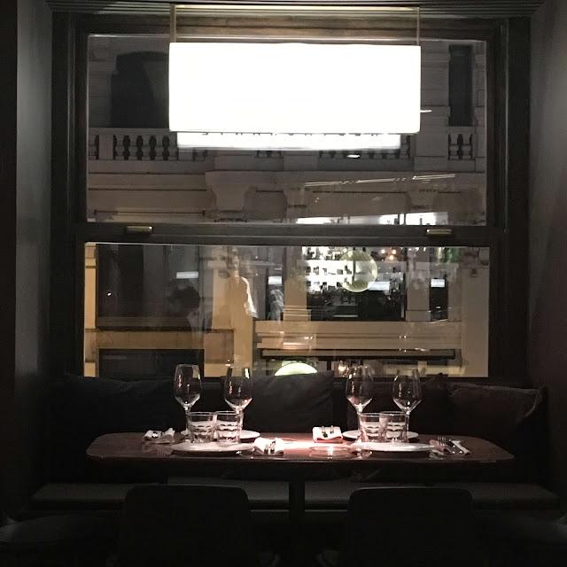 La primera restaurante Madrid la maruca la bien aparecida gran via 1 gastronomia estamostendenciados top tortilla callos la mejor ensaladilla tarta de queso flan top restaurantes madrid 00001