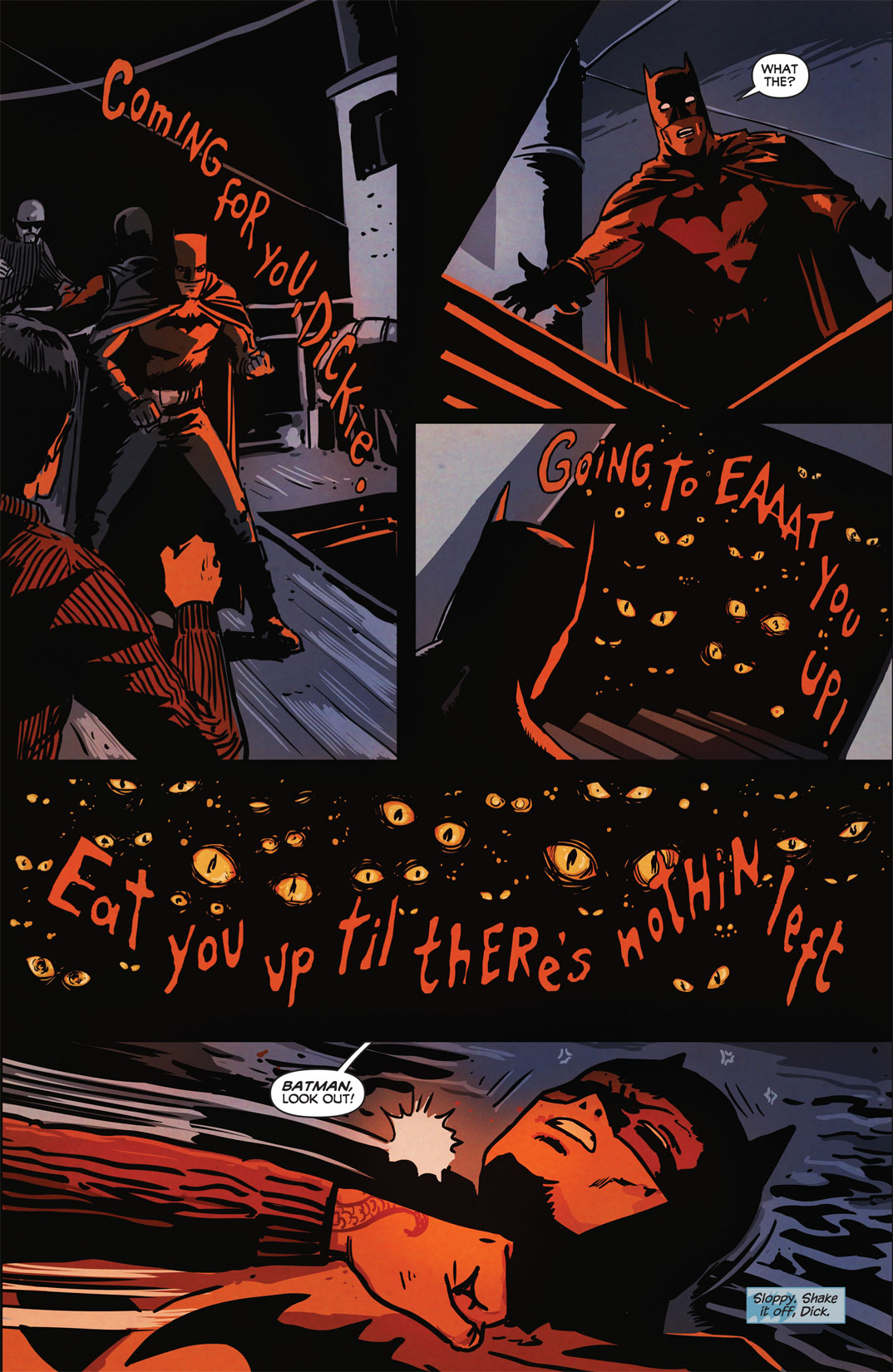 Detective Comics (1937) 874 Page 15