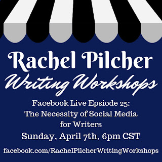 https://www.facebook.com/RachelPilcherWritingWorkshops/